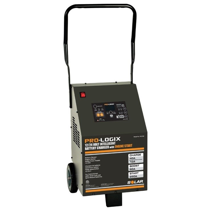 Clore Releases Wheeled Battery Charger
