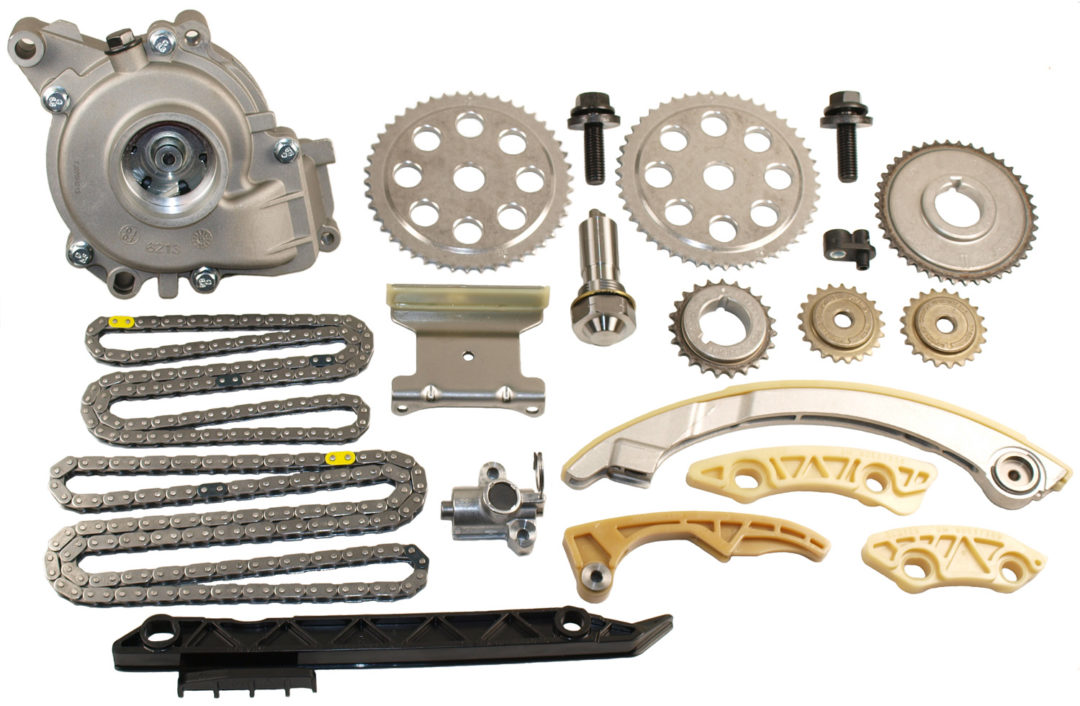 Cloyes Adds Timing Chain Water Pump Kits