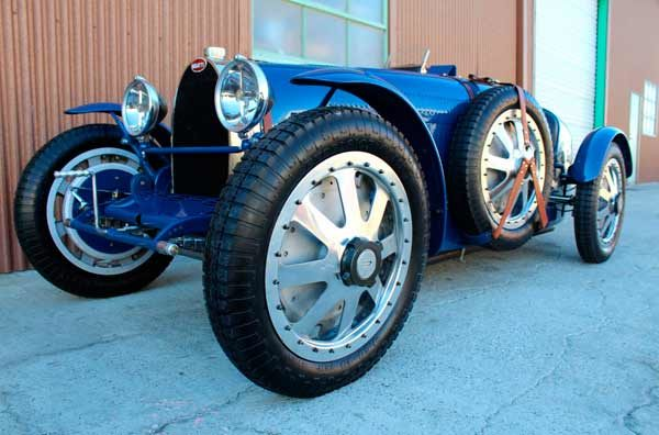 Coker Group's Excelsior Named The Recommended Tire For Pur Sang Vintage Race Cars