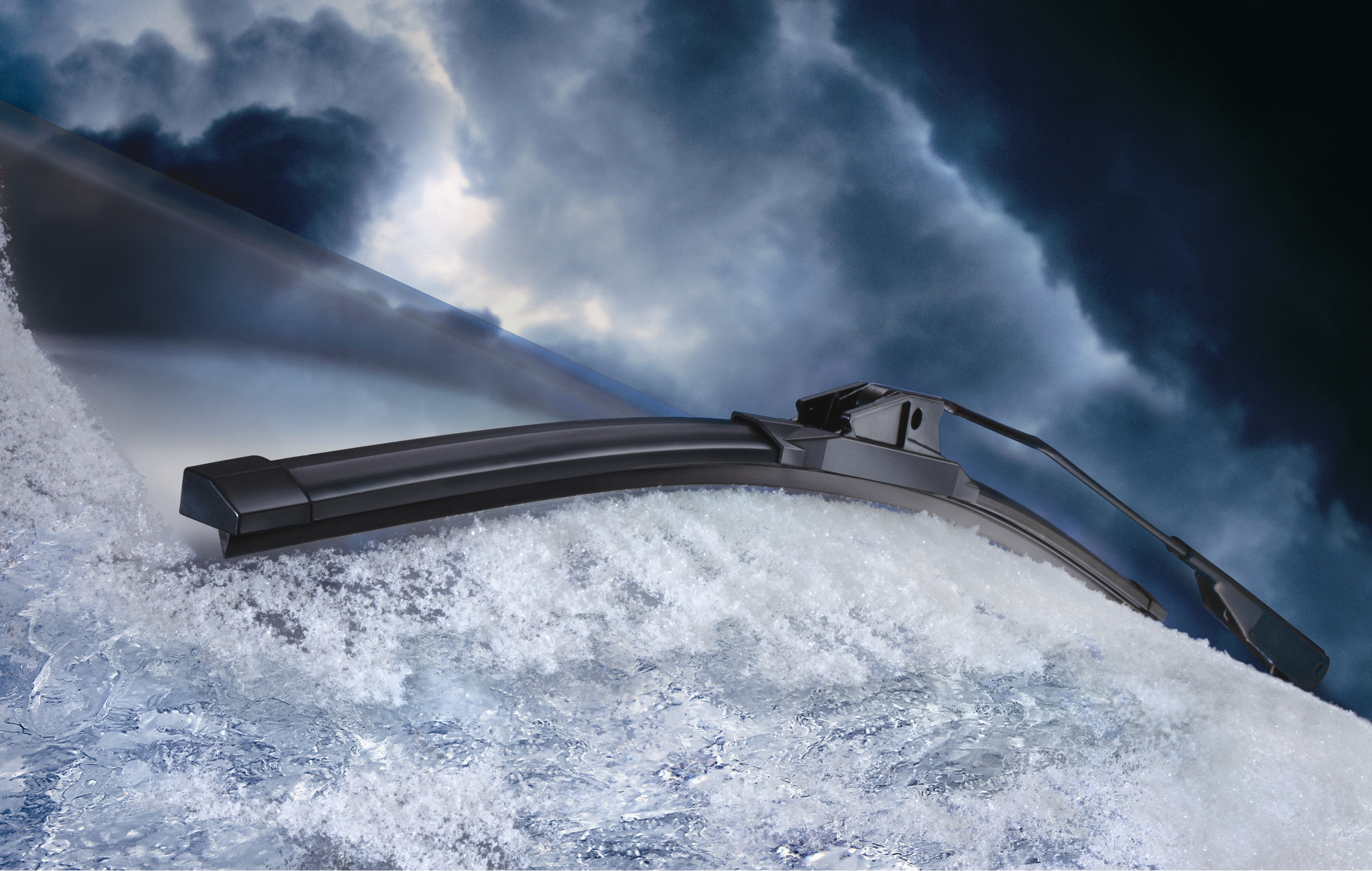 Cold? ACDelco has a sub-zero Winter Beam blade