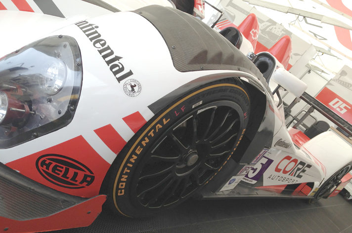 Colin Braun breaks PC Class record on Continental tires