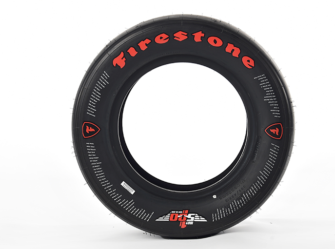 Commemorative Firestone Tire To Honor Brand's Indianapolis 500 Winners