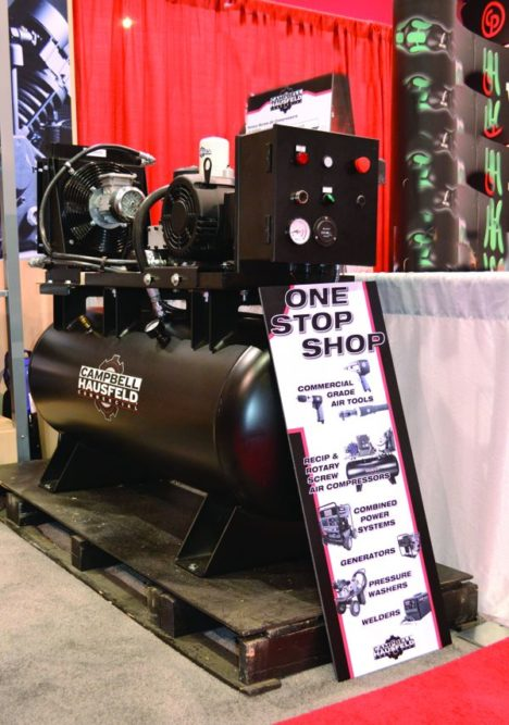 Commercial Air, Power Equipment