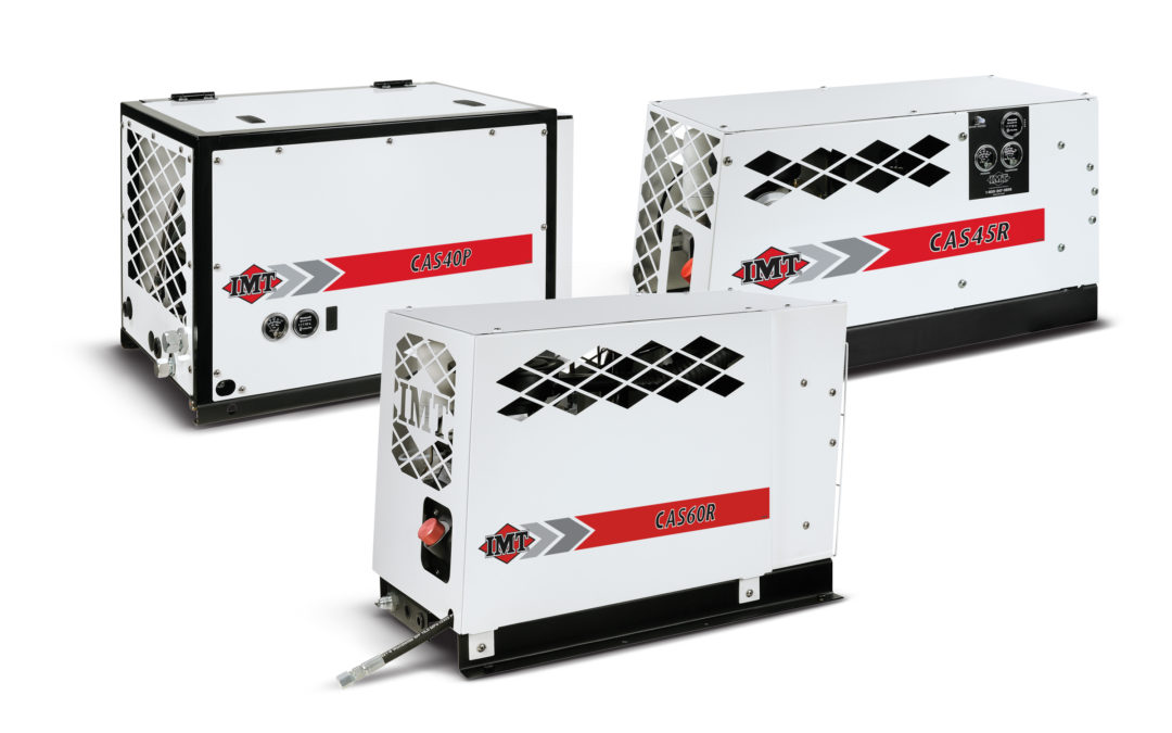 Commercial compressor lineup from Iowa Mold