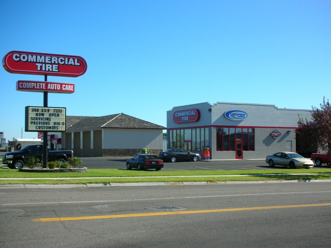 Commercial Tire opens 35th outlet