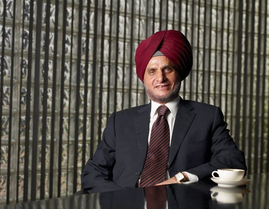 Confident Kanwar Lays Out Apollo's Strategy