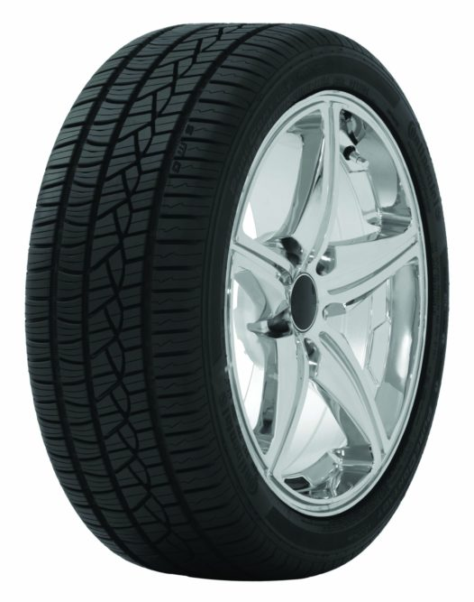 Conti debuts its PureContact luxury tire