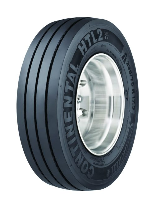 Conti designs a tire for low platform trailers