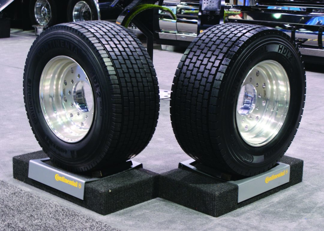 Conti is Facebook friend: new tires from feedback