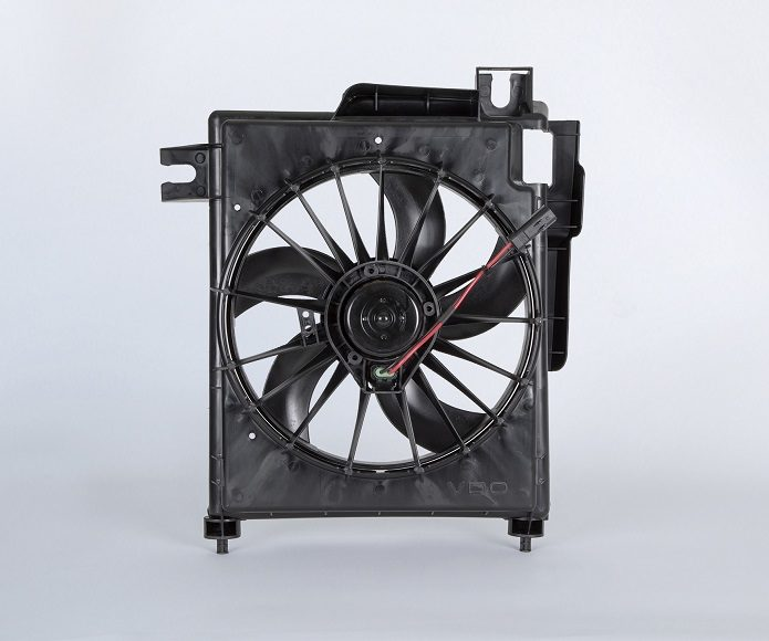 Continental Adds New Line of Engine Cooling Fan Assemblies