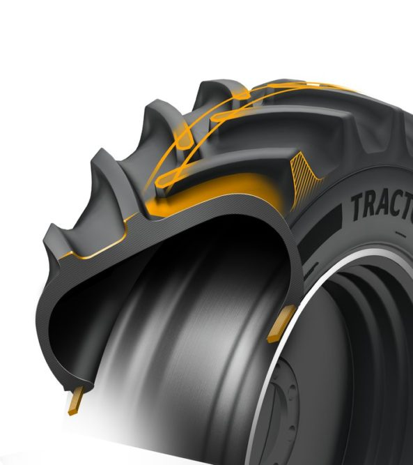 Continental Adds to Farm Tire Lineup