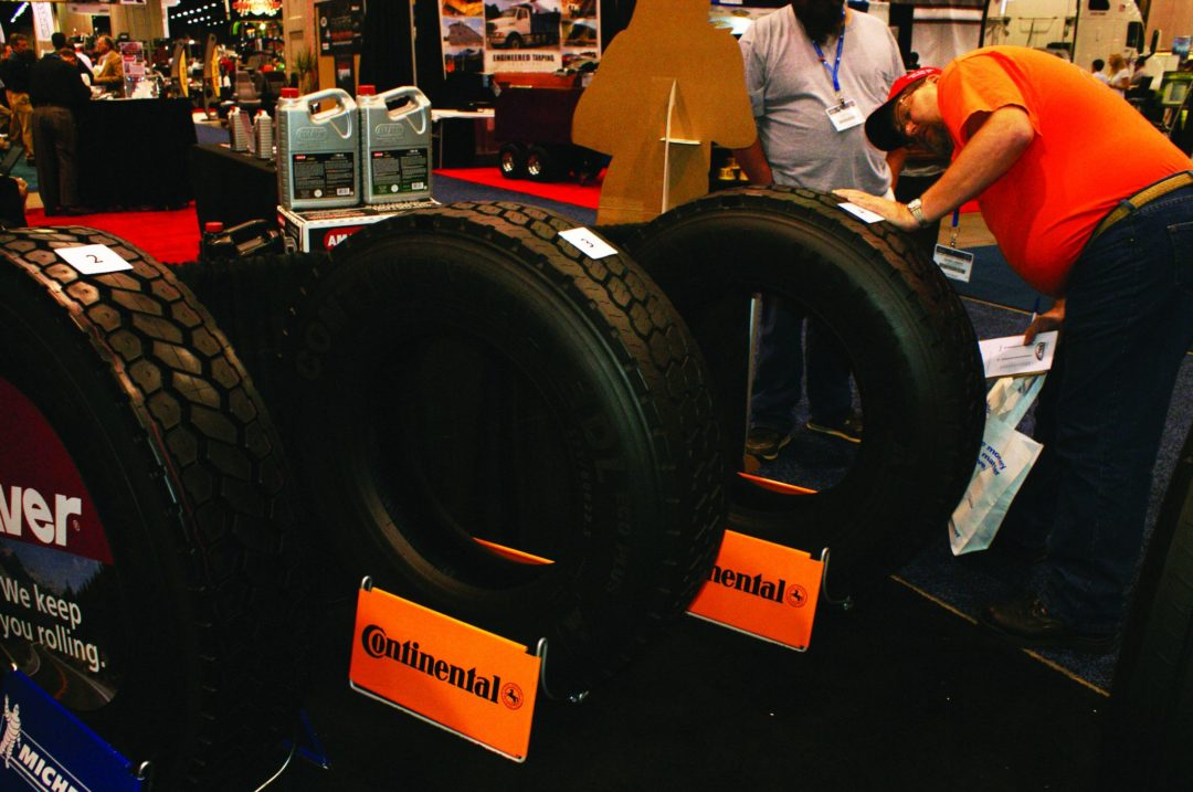 Continental applies for new EPA retread approval