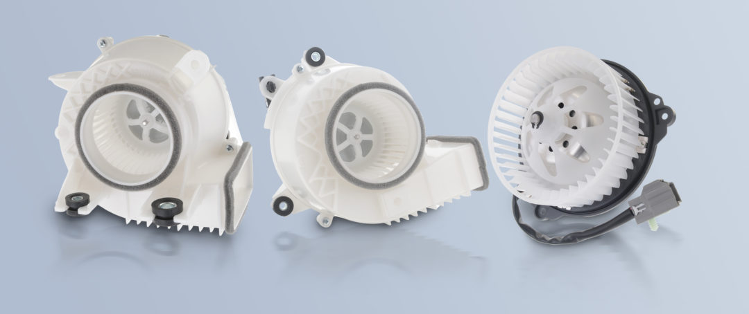 Continental Debuts Hybrid Battery Cooling Fans