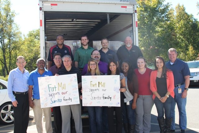 Continental Donates $115,000 for SC Flood Recovery