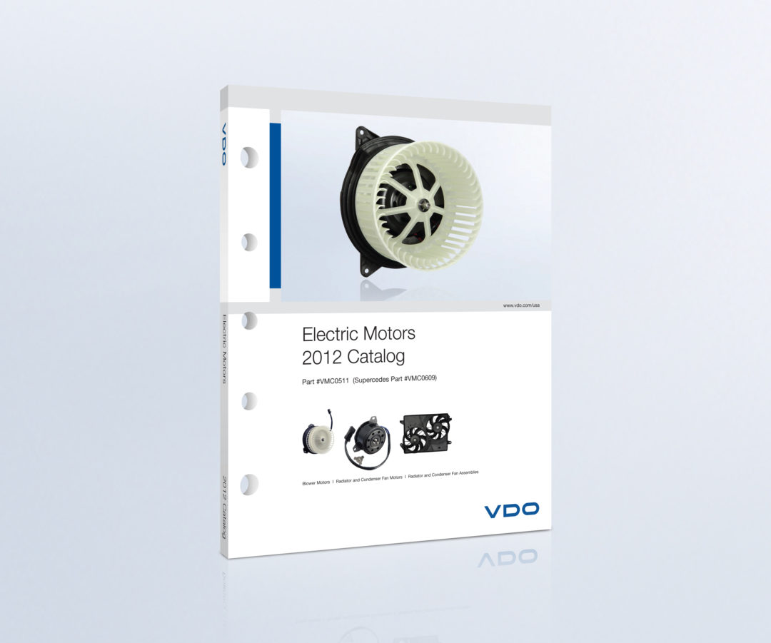 Continental expands VDO electric motors line