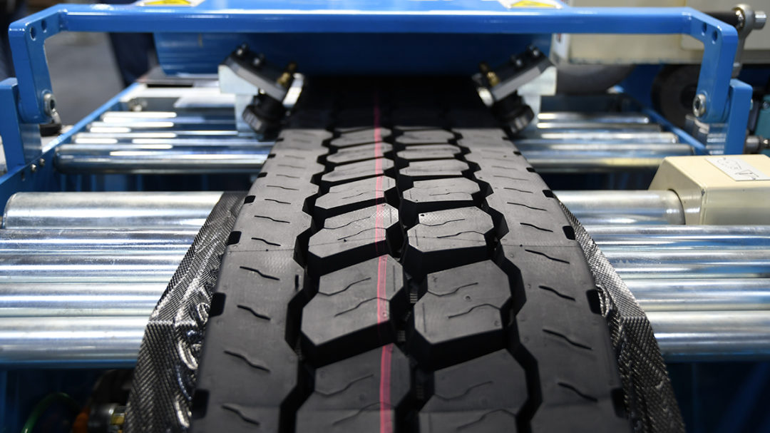 Continental Expects Another Blockbuster Year for Retread Sales