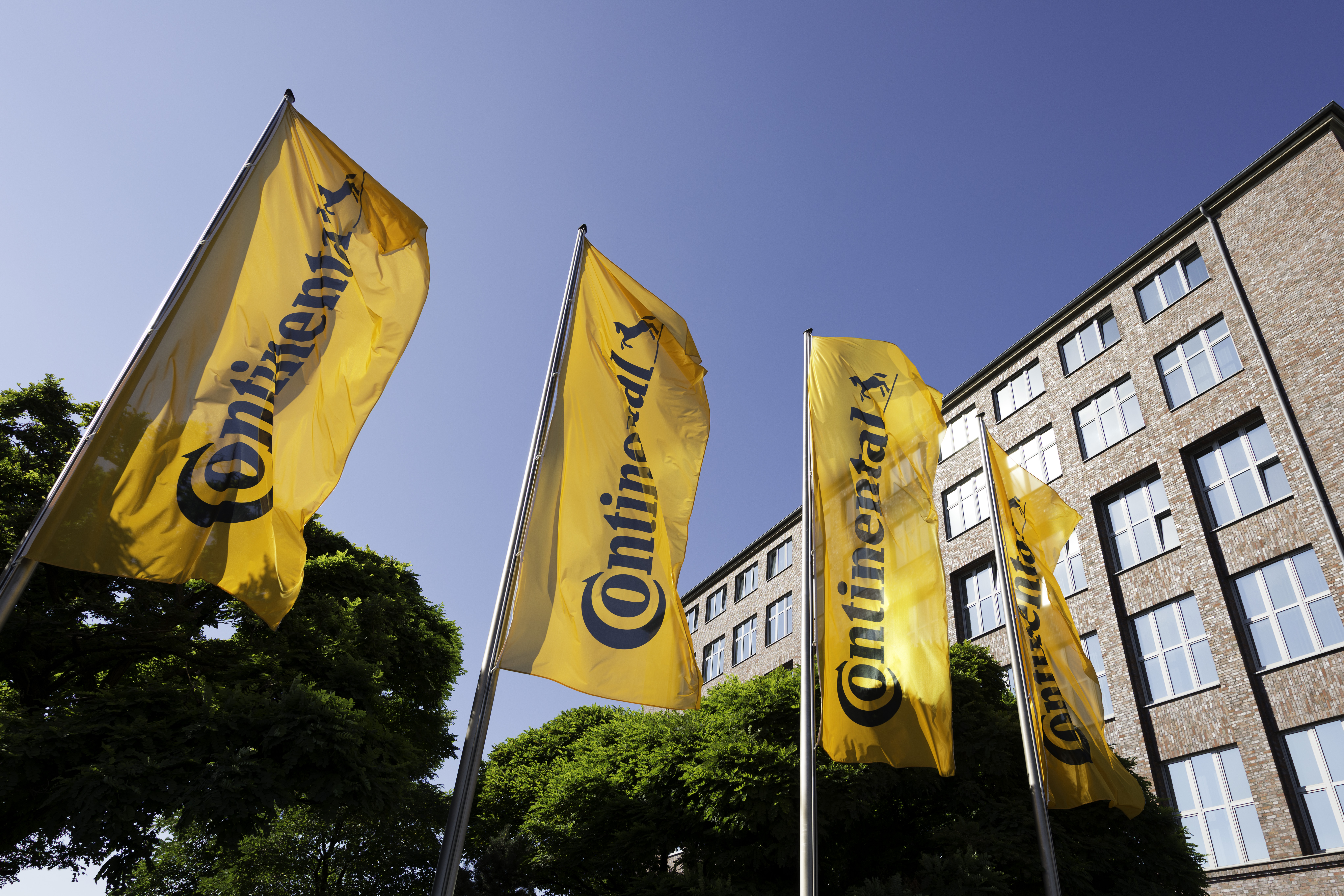 Continental Expects to Break Ground for New  Plant in a Few Months