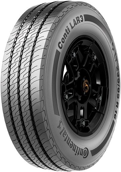Continental Has a New Commercial Light Truck Tire