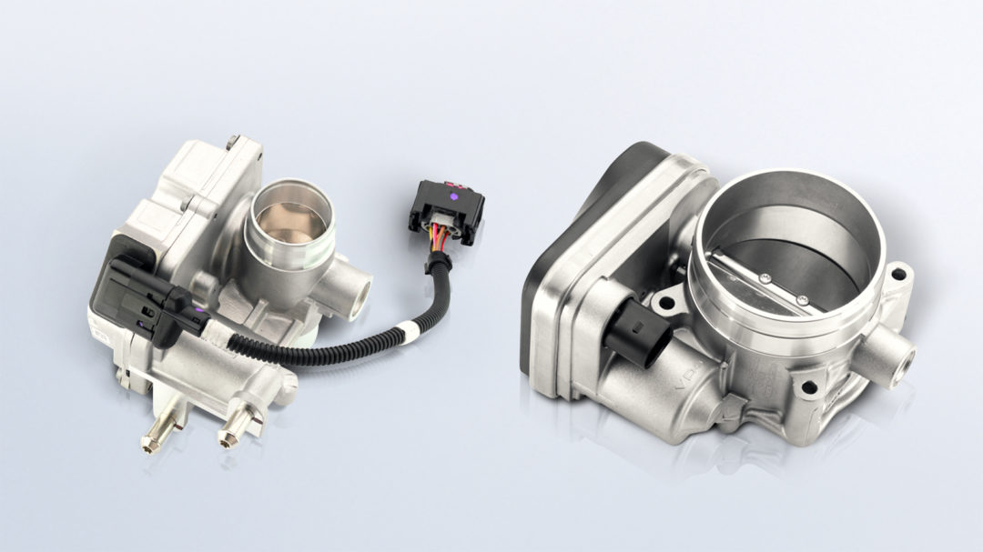 Continental Has VDO OEM Air Actuators and Electronic Throttle Valves