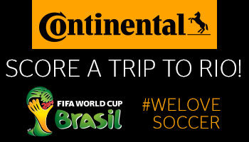 Continental holds World Cup sweepstakes