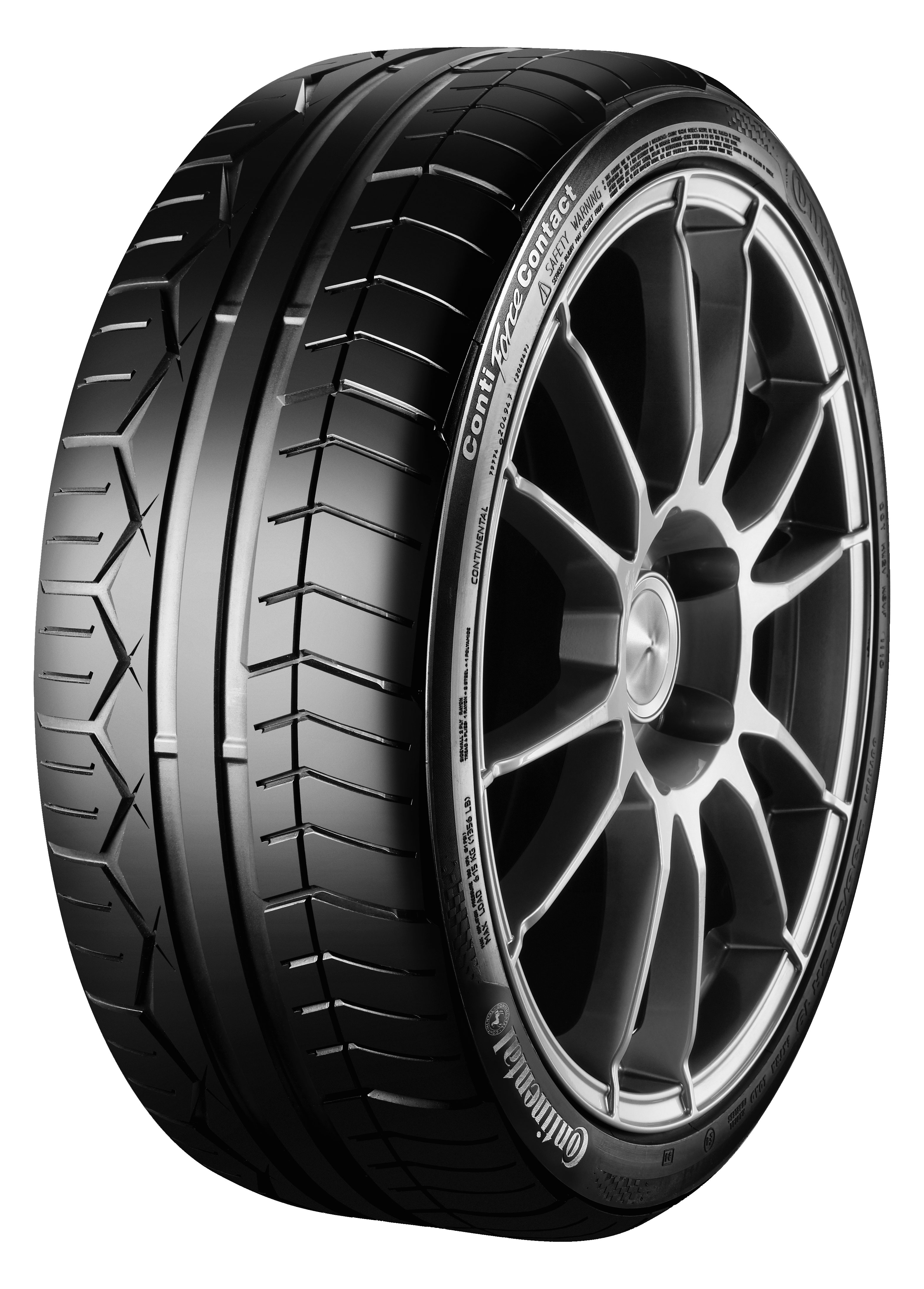Continental introduces ContiForceContact