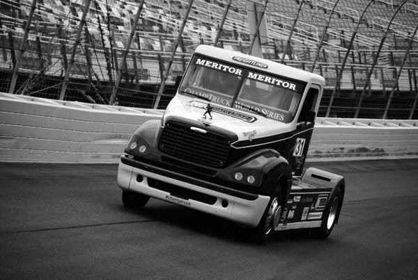 Continental jumps into ChampTruck racing