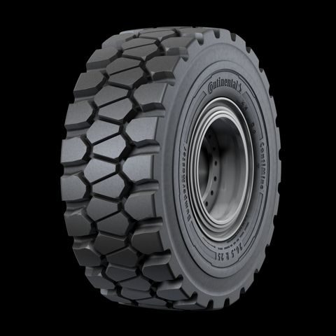 Continental Launches 7 OTR Tires at MINExpo