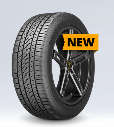 Continental Releases PureContact LS All-Season Touring Tire