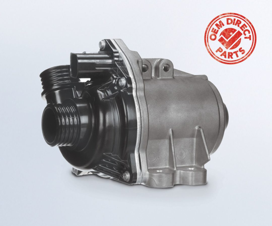 Continental's Electric Water Pump Fits Wide BMW Range