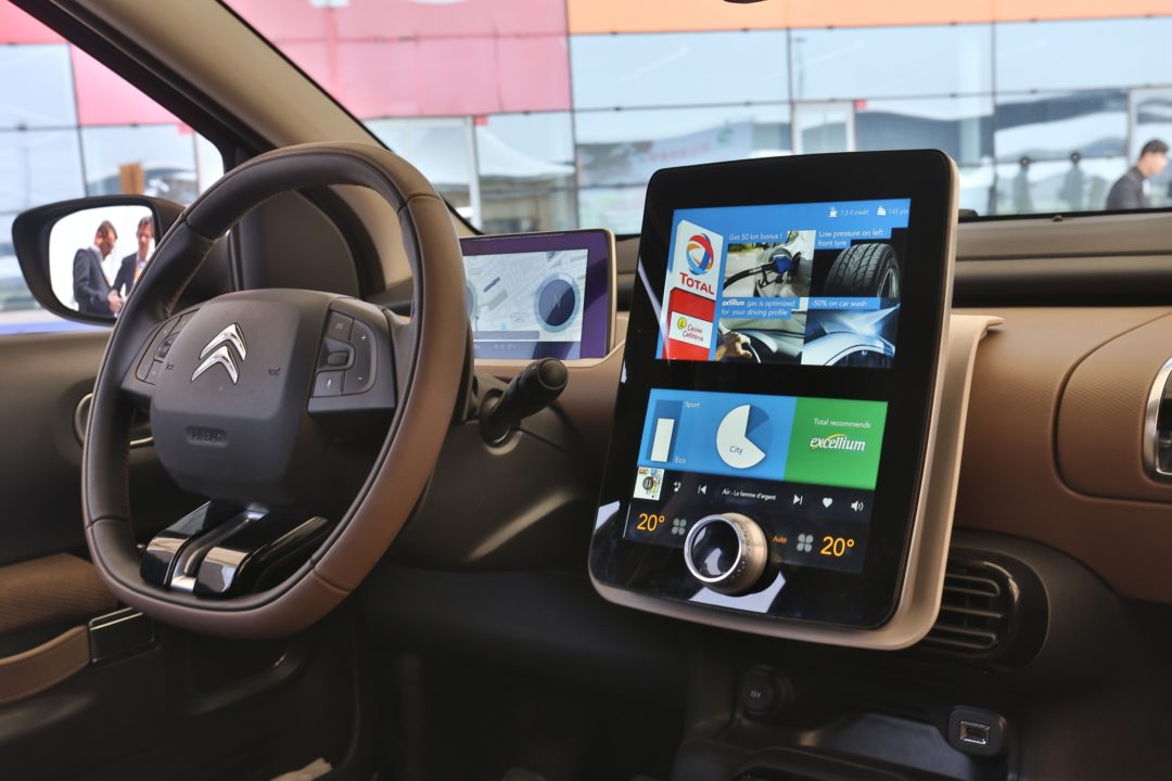 Continental Shows 'Holistic Connectivity' Demo Vehicle