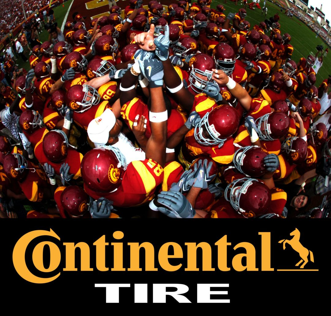 Continental Tire teams up with the Trojans