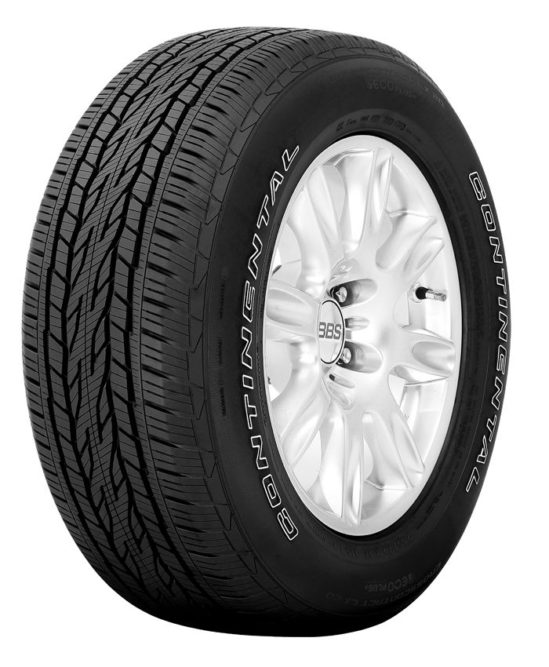Continental to supply tires for GM SUVs