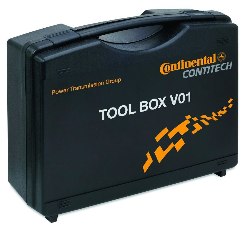 ContiTech Division Expands Range of Tool Kits