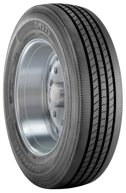 Cooper: A Roadmaster tire for drop-deck trailers