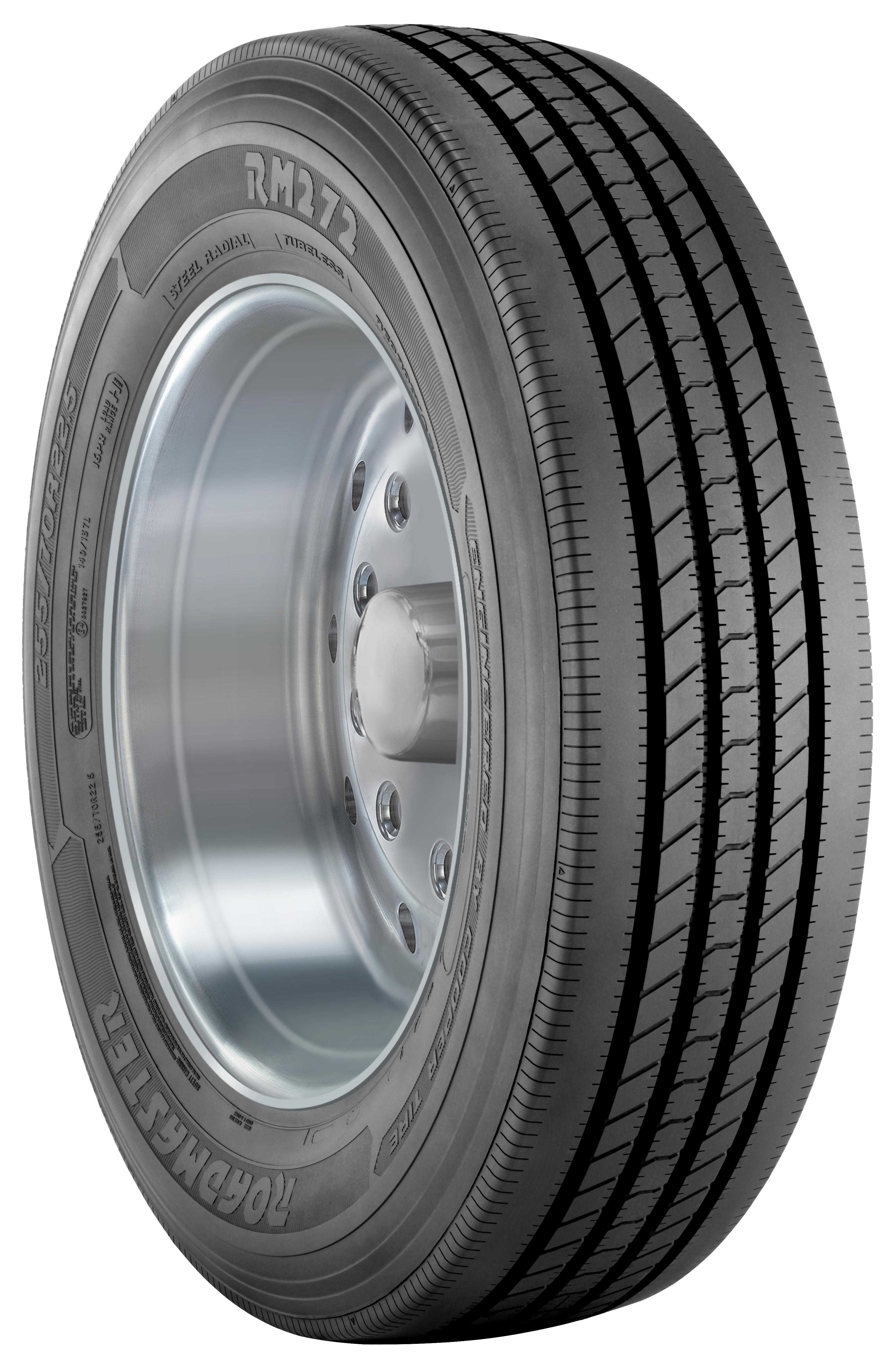 Cooper Adds 3 Sizes to Roadmaster RM272