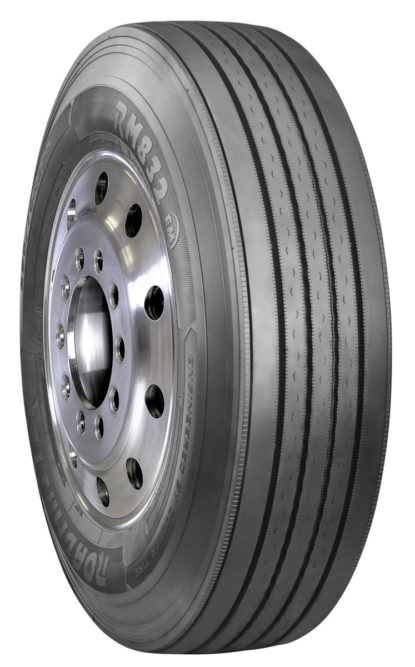 Cooper Adds Steer Tire in 7 Sizes to Roadmaster Line