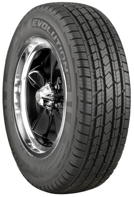 Cooper Introduces Evolution H/T All-Season Highway Tire