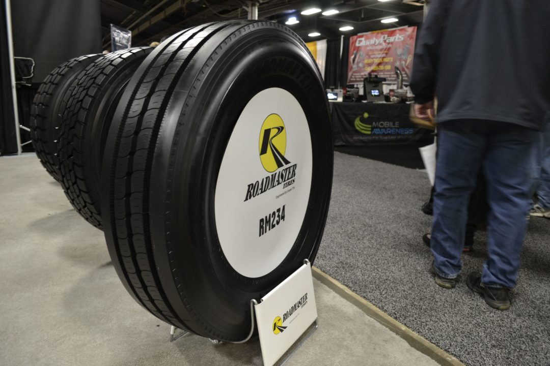 Cooper introduces RM234 all-position truck tire