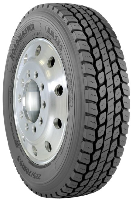 Cooper introduces Roadmaster RM253 drive tire