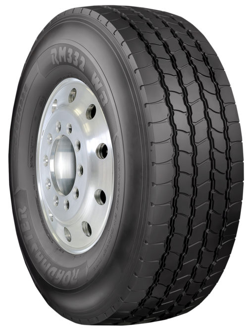 Cooper Introduces Roadmaster RM332 WB Wide Base Tire