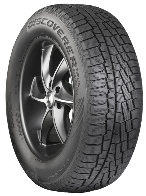 Cooper Previews Discoverer True North Tire at the SEMA Show