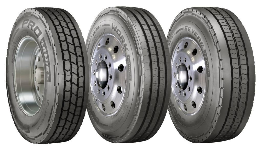 Cooper Puts Its Name on Three TBR Tire Lines