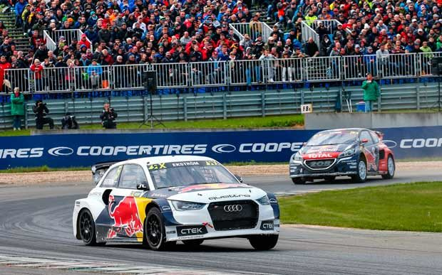Cooper Ready For Lydden Hill, World RX's UK Round