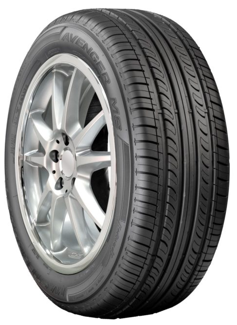 Cooper's New Avenger M8 All-Season UHP Tire Offers Comfort and Speed