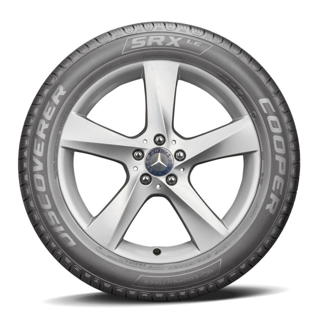 Cooper Scores Another Mercedes-Benz OE Fitment