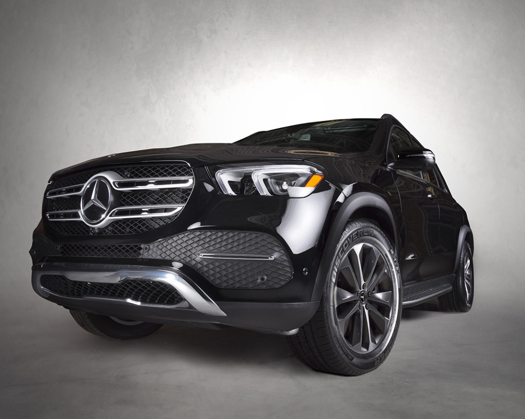 Cooper Scores Its First OE Tire on a Mercedes