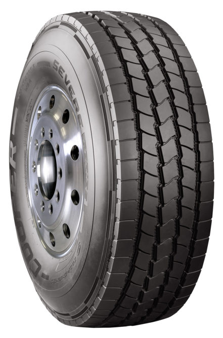Cooper Severe Series Adds a Wide-Base Tire