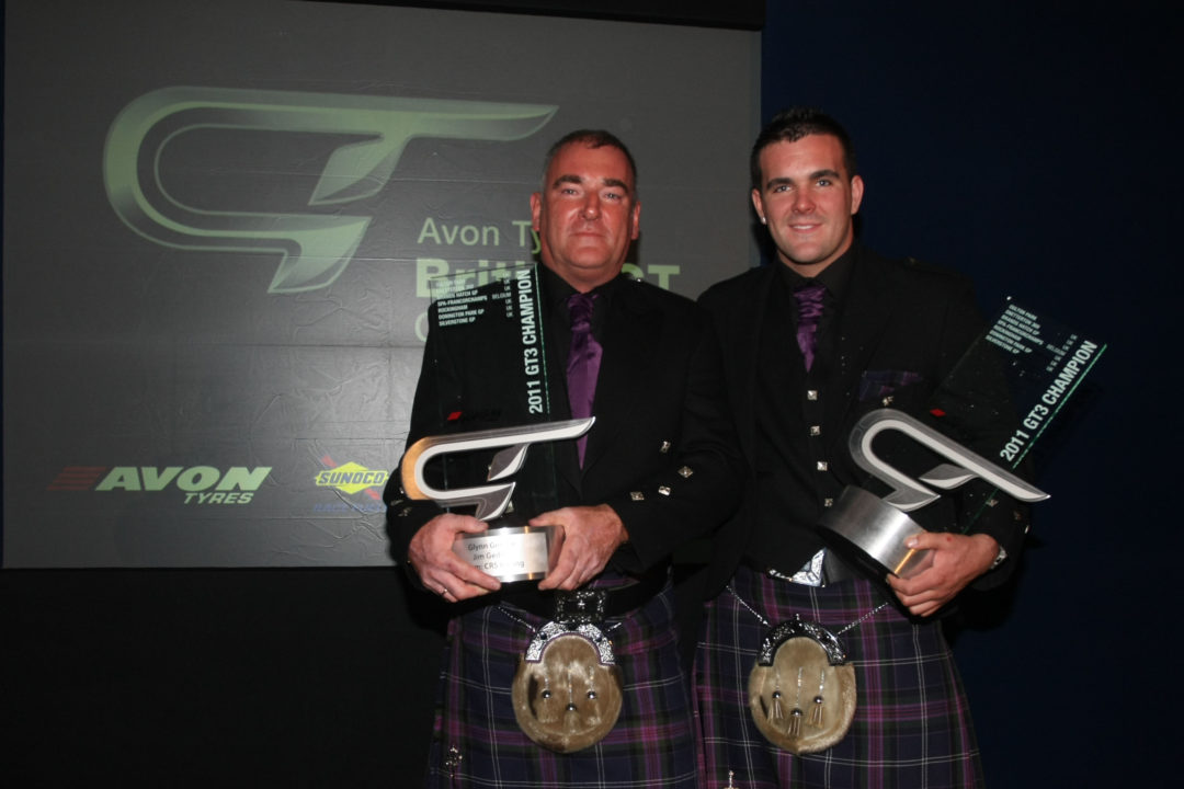 Cooper Tire and Avon Tyres champions honoured
