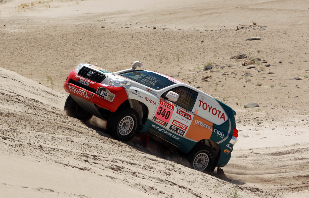 Cooper Tire Europe has expanded its involvement in endurance rallying