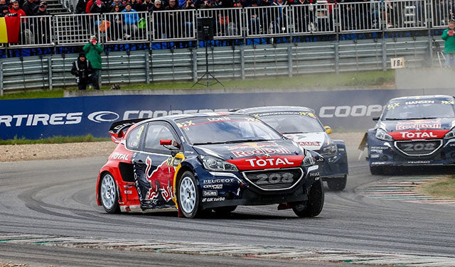Cooper Tire Europe Is Official Tyre Supplier To World Rallycross